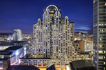 Hotel - San Francisco Marriott Marquis