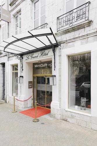 . Mercure Bayonne Centre Le Grand Hotel