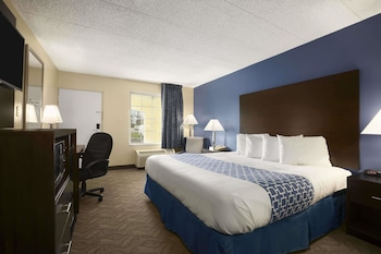 Guestroom at Days Inn & Suites by Wyndham Cherry Hill - Philadelphia in Cherry Hill