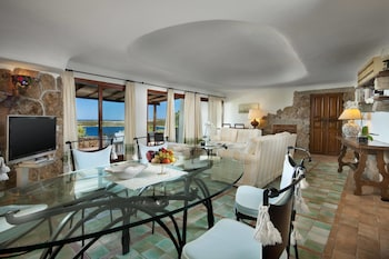Presidential Suite, 1 Double Bed, Sea View
