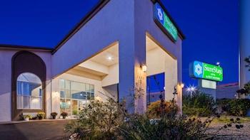 貝斯特韋斯特阿爾伯克基中城修爾住宿飯店 SureStay Hotel by Best Western Albuquerque Midtown