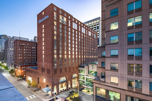 . Sheraton Raleigh Hotel