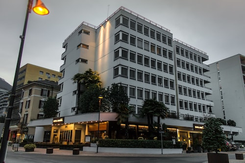 Hotel Admiral, Lugano