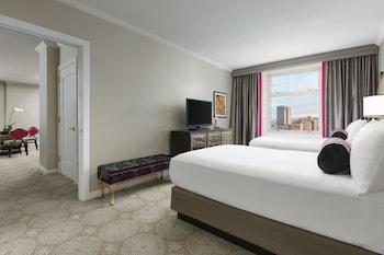 Suite, 1 Double Bed (One-Bedroom Suite)