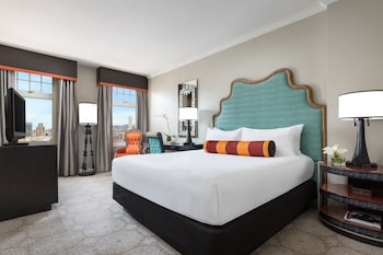 Deluxe Room, 1 Twin Bed, City View