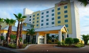 德通納海灘希爾頓花園飯店 Hilton Garden Inn Daytona Beach Oceanfront