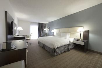 Deluxe Room, 1 King Bed (Garden)