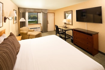 Premium Room, 1 Queen Bed, Accessible, River View