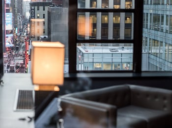 City View at Royalton Hotel in New York