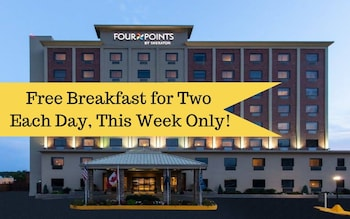 Book Four Points by Sheraton Niagara Falls New York in Niagara Falls.
