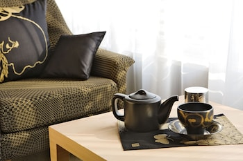 GRAND PRINCE HOTEL KYOTO Living Area