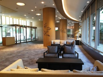 GRAND PRINCE HOTEL KYOTO Lobby Sitting Area