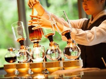 GRAND PRINCE HOTEL KYOTO Cafe