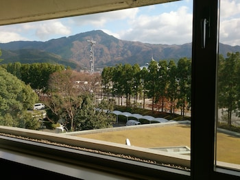 GRAND PRINCE HOTEL KYOTO View from Property