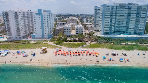 . Crystal Beach Suites Oceanfront Hotel