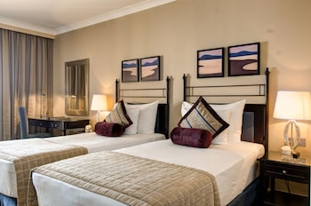 Executive Room, 2 Twin Beds, Sea View