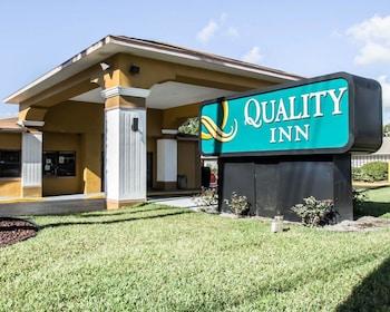 藍泉附近凱藝飯店 Quality Inn near Blue Spring
