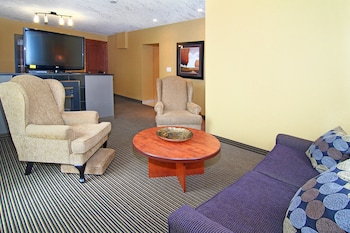 Suite, 1 Bedroom (1 King, Living Area, Sofa Bed)