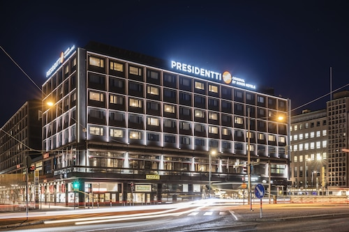 . Original Sokos Hotel Presidentti