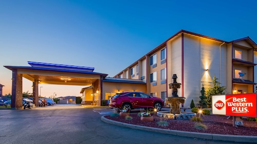 . Best Western Plus Walla Walla Suites Inn