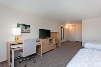 Executive Room, 2 Queen Beds, Non Smoking (High Floor)