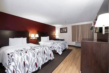 中央諾克斯維爾假日飯店 Red Roof Inn Knoxville Central - Papermill Road