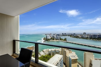 Suite, 2 Bedrooms, Bay View (Wave Wing)