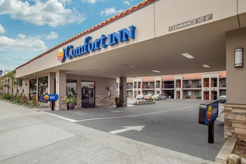 Hotel - Comfort Inn Near Old Town Pasadena in Eagle Rock
