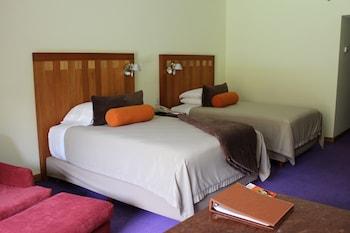 Deluxe Room, 2 Double Beds (No Fumar)