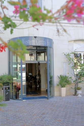 Best Western Central Hotel, Indre-et-Loire