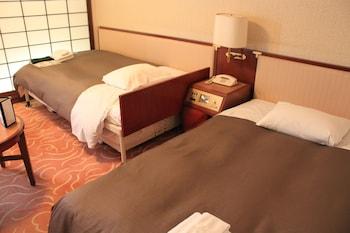 ガーデンツインルーム (別館) 喫煙可|25㎡|成田ビューホテル