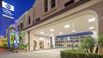 貝斯特韋斯特帕薩迪納皇家套房飯店 Best Western Pasadena Royale Inn & Suites