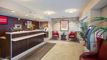 納什維爾機場紅屋頂普拉斯飯店 Red Roof Inn PLUS+ Nashville Airport