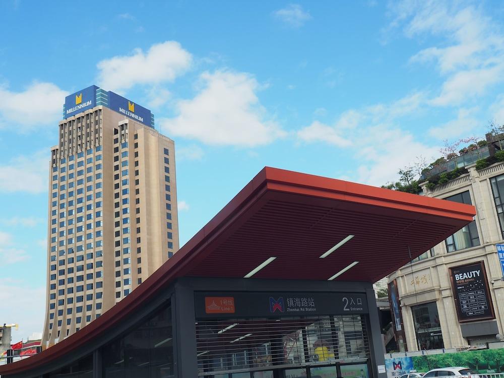 ミレニアム ハーバービュー ホテル アモイ (厦門千禧海景大酒店)