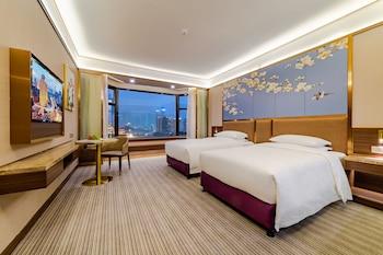 Luxury İki Ayrı Yataklı Oda, 1 Yatak Odası, Sigara İçilmez, Kısmi Deniz Manzaralı