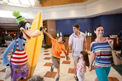 Disney's Paradise Pier Hotel-On Disneyland® Resort Property, Orange