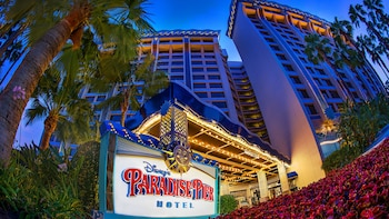. Disney's Paradise Pier Hotel-On Disneyland® Resort Property
