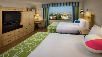 Premium Room (Upper Level Theme Park View)