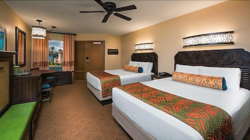 Disney S Caribbean Beach Resort Image 18
