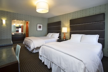 Deluxe Room, 1 King Bed, Jetted Tub