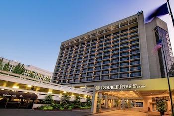 波特蘭希爾頓逸林飯店 DoubleTree by Hilton Hotel Portland