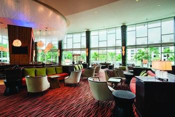 Lobby Lounge at Hyatt Regency Orlando in Orlando