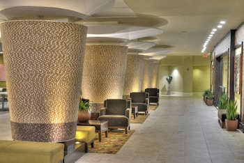 Lobby Lounge at Hilton Orlando/Altamonte Springs in Altamonte Springs