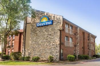 羅利姆機場三角研究園溫德姆戴斯飯店 Days Inn by Wyndham Raleigh-Airport-Research Triangle Park