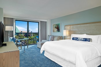 Traditional Room, 1 King Bed, Resort View