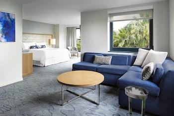 Room, 1 King Bed, Non Smoking, Resort View