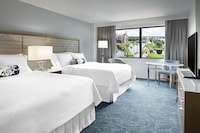 Room, 2 Queen Beds, Resort View