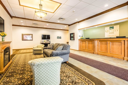 . Quality Inn near Finger Lakes and Seneca Falls