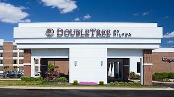 洛磯山希爾頓逸林飯店 DoubleTree by Hilton Hotel Rocky Mount