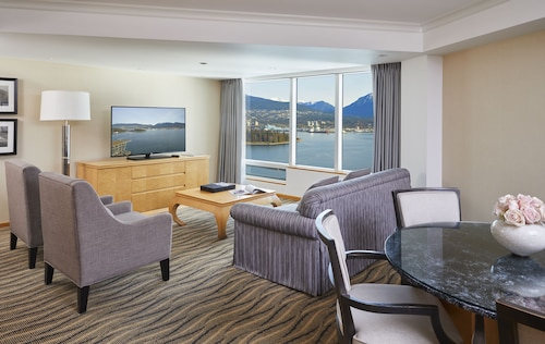 . Pan Pacific Vancouver